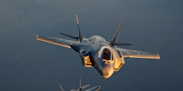 F-35'lere ne olacak? Türkiye'de merak edilen fabrika ilk kez görüntülendi