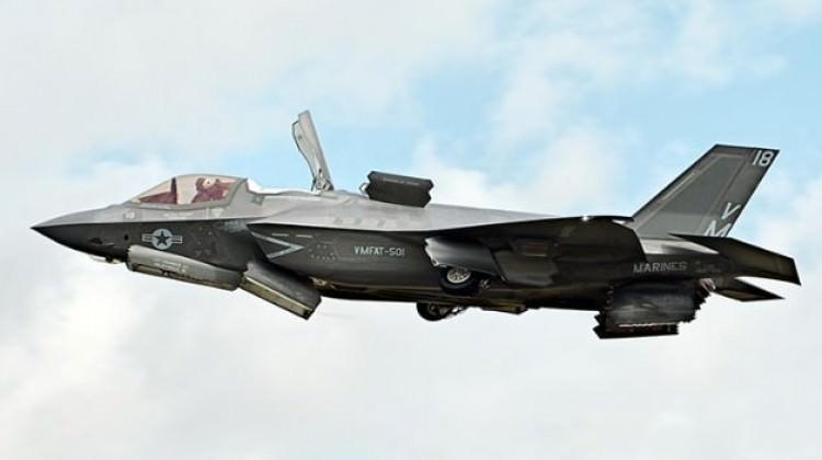 F-35'lerin Türkiye'ye teslimat tarihi belli oldu…