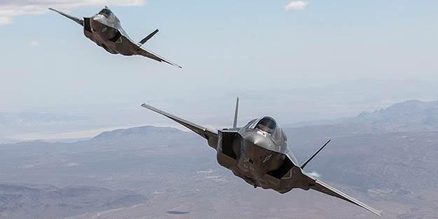 Yeni nesil F-35 savaş uçaklarına Türk füzesi!