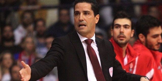 Sfairopoulos: Çok büyük bir takıma karşı oynayacağız