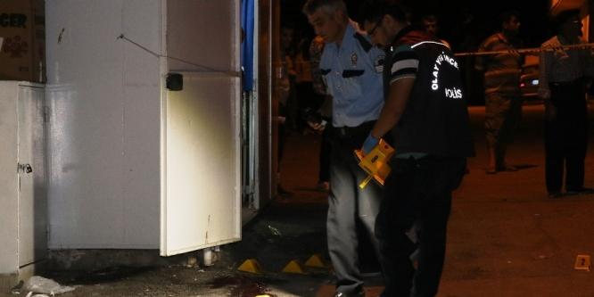 Malatya'da silahlı kavga: 1 ölü