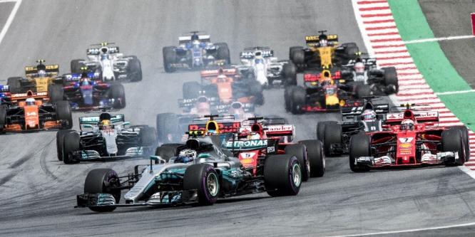 Formula 1 Avusturya GP'sini Valtteri Bottas kazandı