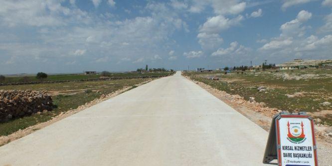 Viranşehir kırsal mahallelerinde çalışmalar sürüyor
