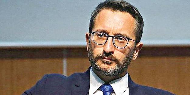 Fahrettin Altun: Libya hükümetine yardıma hazırız