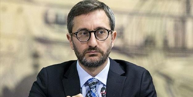 Fahrettin Altun'dan Ayasofya açıklaması