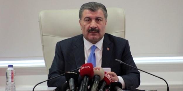 Fahrettin Koca son ölüm ve vaka sayısını açıkladı