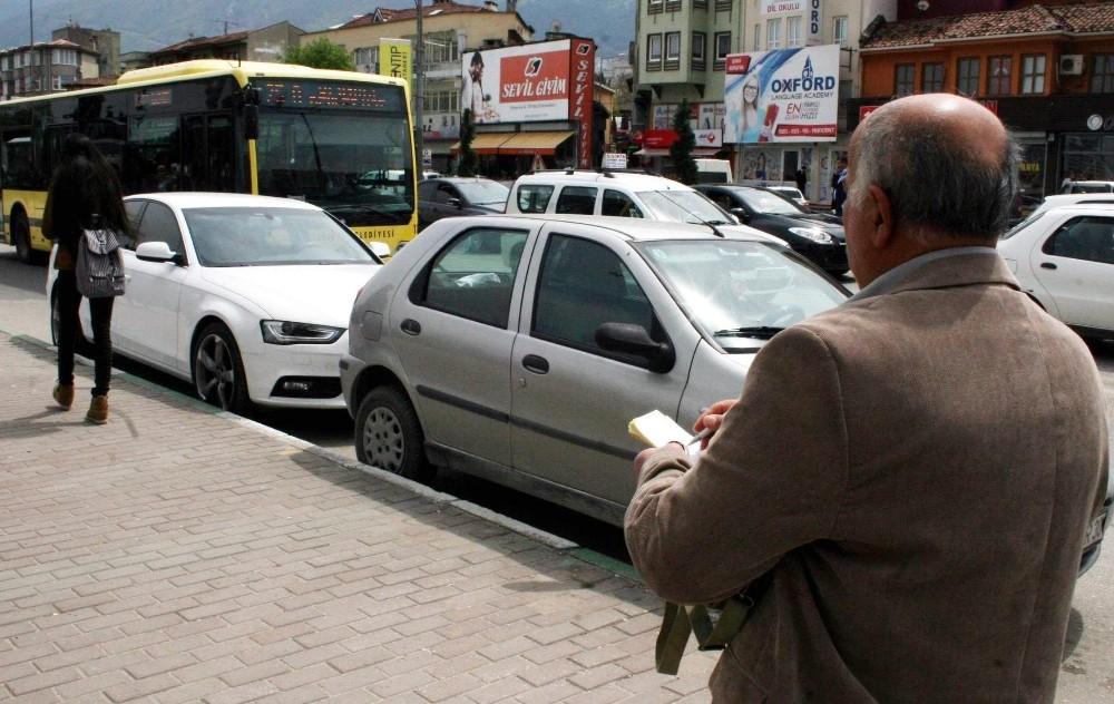 Fahri trafik müfettişleri 4,2 milyon sürücüye ceza yazdı