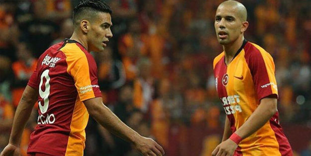 Falcao ve Feghouli'ye özel program