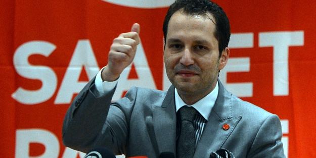 Fatih Erbakan adaylığını açıklıyor!