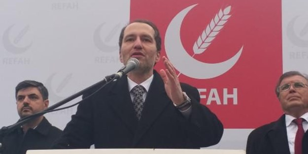 Fatih Erbakan: Milli Görüş'e zıt bir anlayışı tahliye ettik