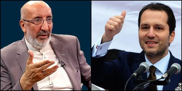 Fatih Erbakan ve Abdurrahman Dilipak'ın sözleri Siyonist İsrail'i salladı!