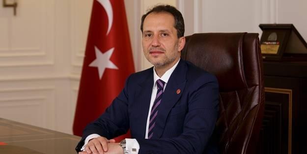 Fatih Erbakan'dan 15 Temmuz mesajı!