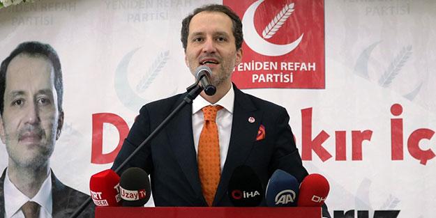 Fatih Erbakan'dan AK Parti açıklaması: 17 yıldır iktidarda bulunan...