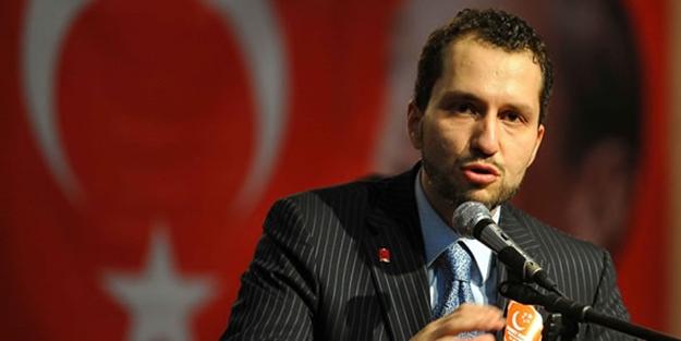 Fatih Erbakan'dan AK Parti açıklaması!