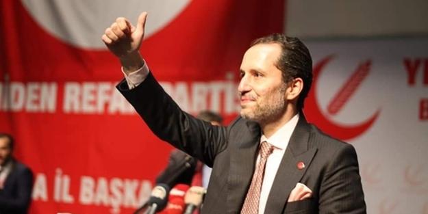 Fatih Erbakan'dan çarpcı açıklama: AK Parti'den ayrılan on binlerce üye Yeniden Refah Partisi'ne geçti!