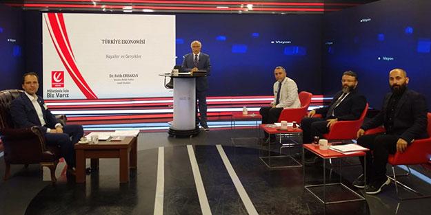 Fatih Erbakan'dan İstanbul seçimi yorumu