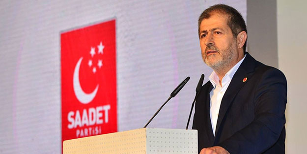 Erbakan'dan sonra SP'den de Erdoğan'a çağrı!
