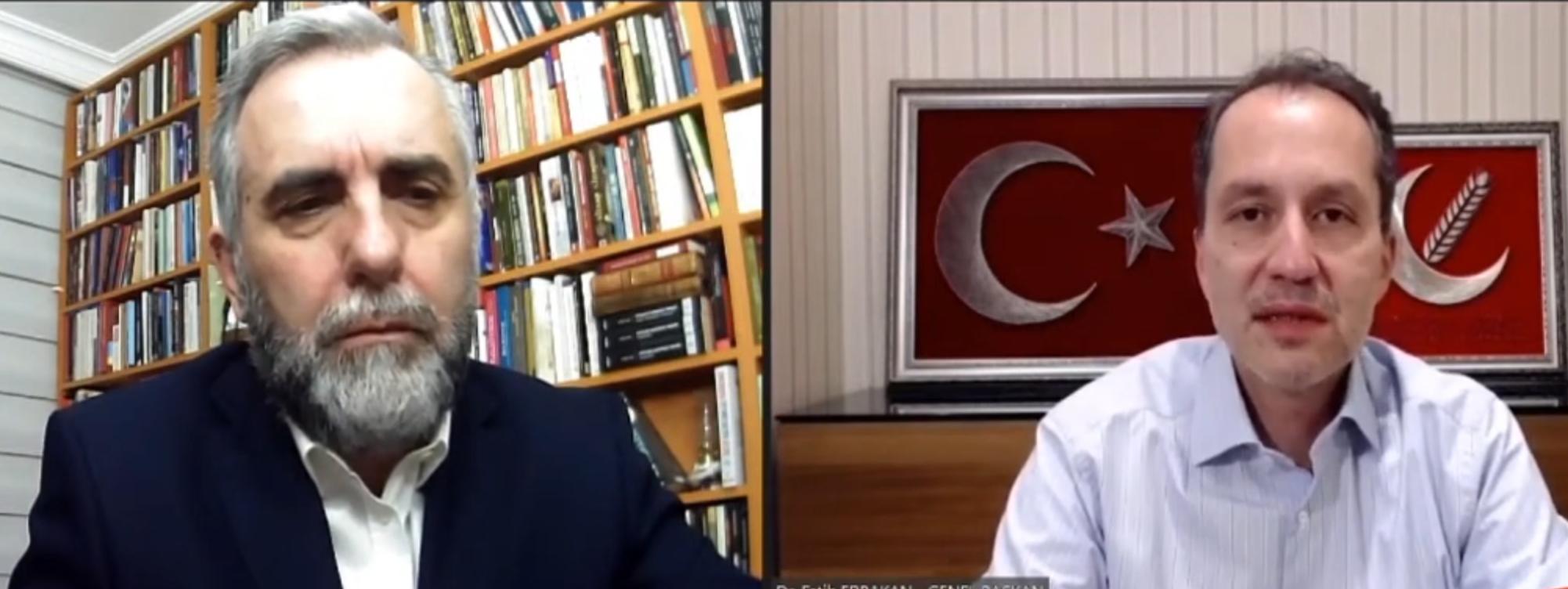 Fatih Erbakan'dan TBMM'ye 'soykırım' çağrısı!