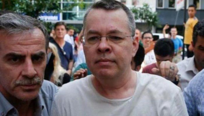 Fatih Portakal: Brunson'ın uçağı gönderildi