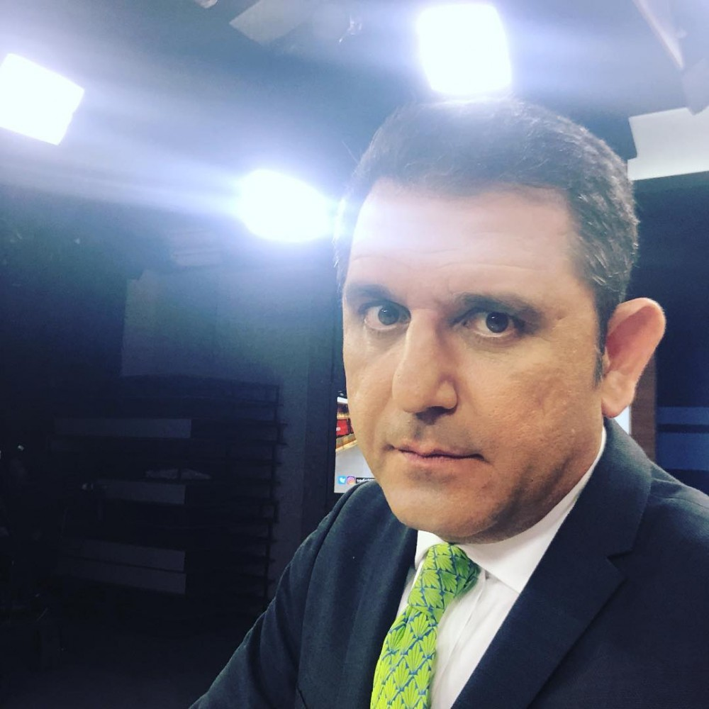 Fatih Portakal ile Tele1 birbirine girdi! Kanaldan FOX spikerine çağrı: Ya varsınız...