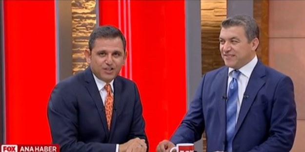Fatih Portakal ve İsmail Küçükkaya heyecandan yerlerinde duramadı
