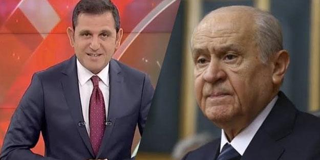 Fatih Portakal'dan skandal Devlet Bahçeli açıklaması: U dönüşü yaptı