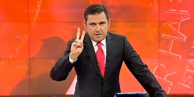 Fatih Portakal'ın yalanı 9 dakikada çürüdü