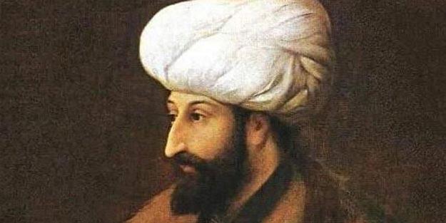 Fatih Sultan Mehmet Han'ı rahmetle anıyoruz