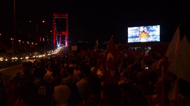 Fatih Sultan Mehmet Köprüsü'nü işgal davası görülmeye başlandı