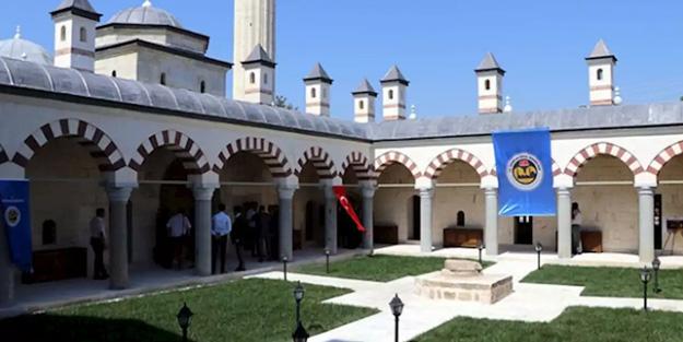 Fatih Sultan Mehmet'in eğitim aldığı medrese 'müze' olacak