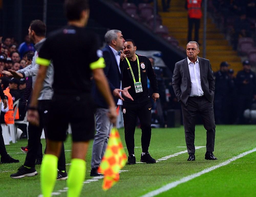 Fatih Terim, Samet Aybaba rekabetinde 12. maç