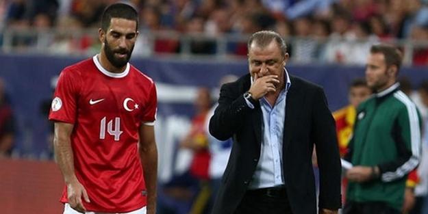 TFF'den açıklama: Terim olduğu sürece Arda Turan...
