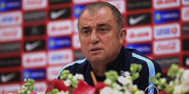 Fatih Terim: Yarın ki maçta kaptan...