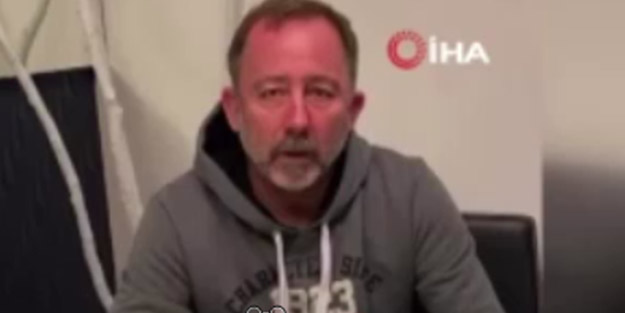 Fatih Terim'den sonra gözler Sergen Yalçın'a çevrildi! Koronavirüs açıklaması