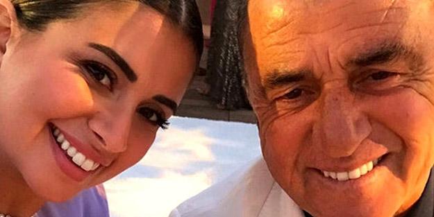 Fatih Terim'in kızı Galatasaray'ı yalanladı: Babamın koronavirüs test sonuçları...