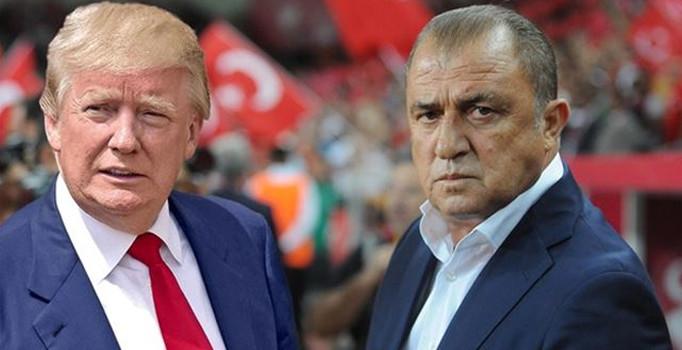 Fatih Terim'in yıllık maaşı, ABD Başkanı Donald Trump'ın yıllık maaşının 10 katı