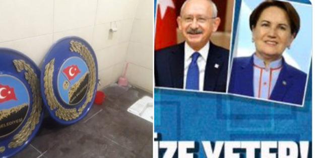 Fatih Tezcan paylaştı! Kemal Kılıçdaroğlu ve Meral Akşener'i utandıracak görüntü