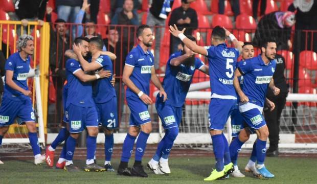 Fatih'te kazanan Büyükşehir Belediye Erzurumspor