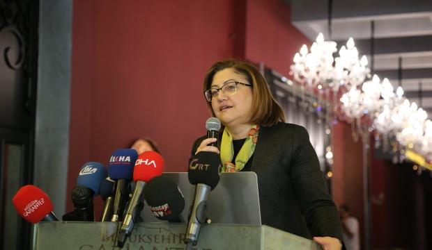 Fatma Şahin: En büyük gelirimiz giderleri azaltmaktır