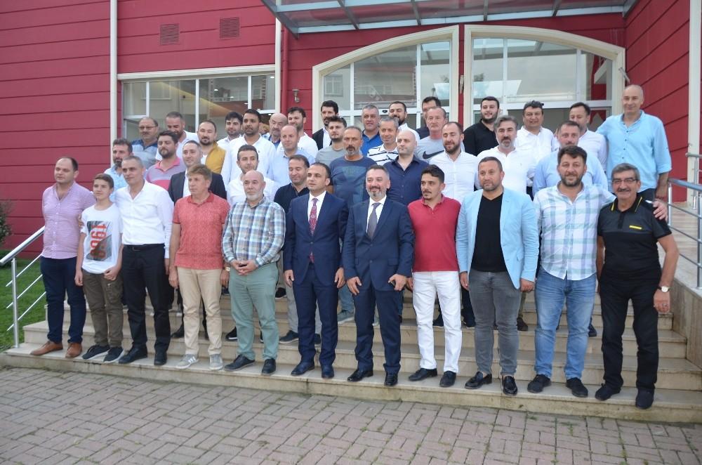 Fatsa Belediyespor'a doktor başkan
