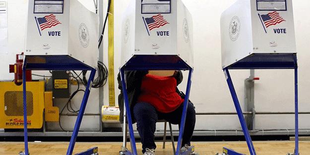 'FBI ve CIA; ABD seçimlerde etkin rol alıyor'