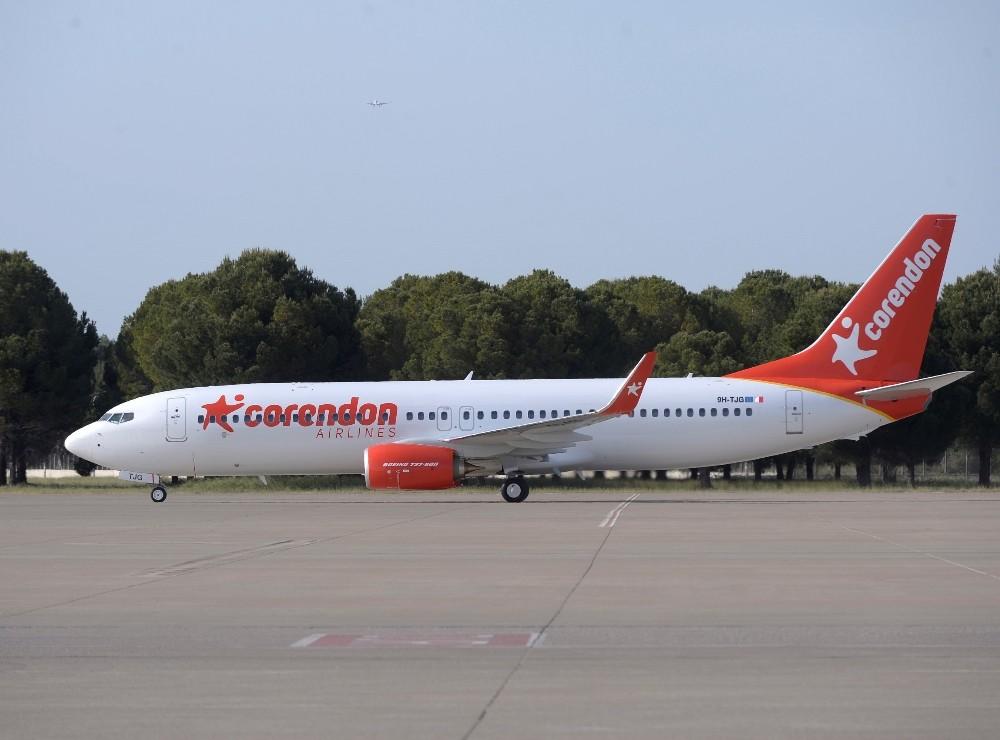FC Nürnberg de Corendon Airlines ile uçacak