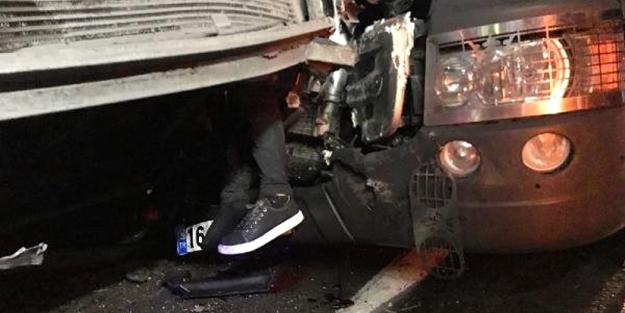 Feci kaza! 2 kişi hayatını kaybetti