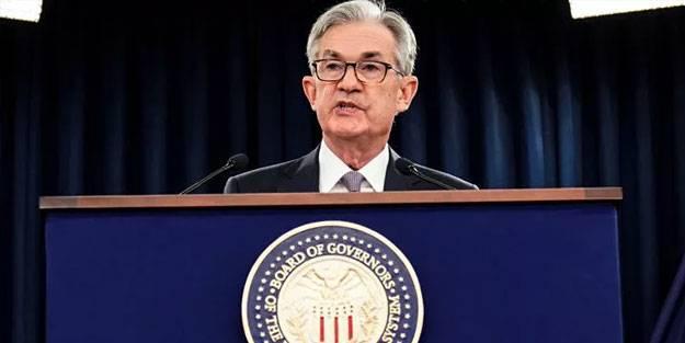 Fed Başkanı Powell faizin sinyalini verdi