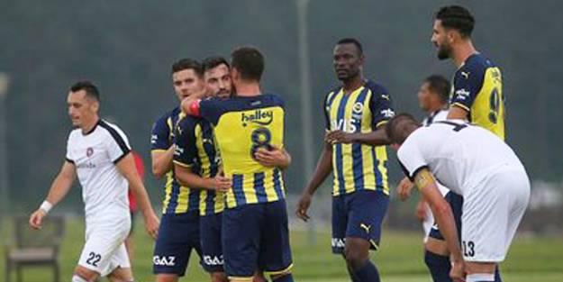 Fenerbahçe, 4 hazırlık maçı yapacak