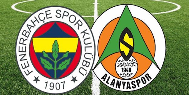 Fenerbahçe-Alanyaspor maçı saat kaçta?