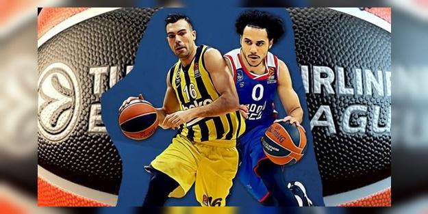 Fenerbahçe Anadolu Efes basket maçı ne zaman saat kaçta hangi kanalda?
