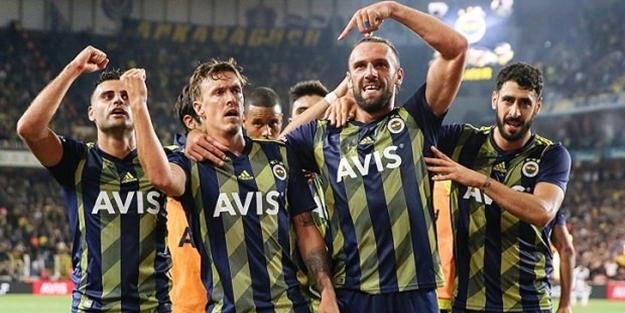 Fenerbahçe Ankaragücü sınavını geçti