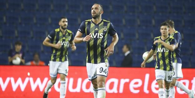 Fenerbahçe, Başakşehir'i uzatmalarda yıktı!