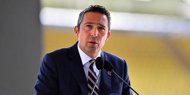 Fenerbahçe Başkanı Ali Koç: Galatasaray'da bu isim sıkıntı oldu